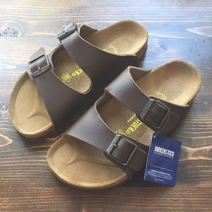NWT Birkenstock Women's Sandals Size 37